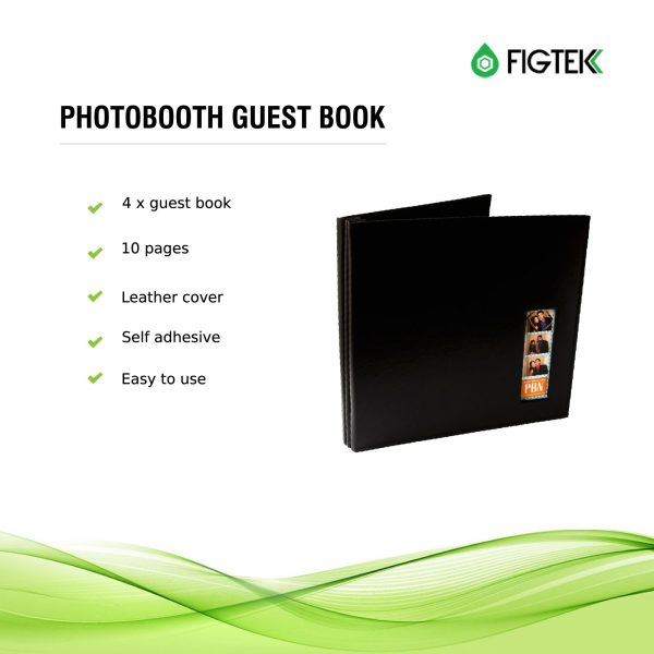 Photo Booth Guest Book (Bulk)