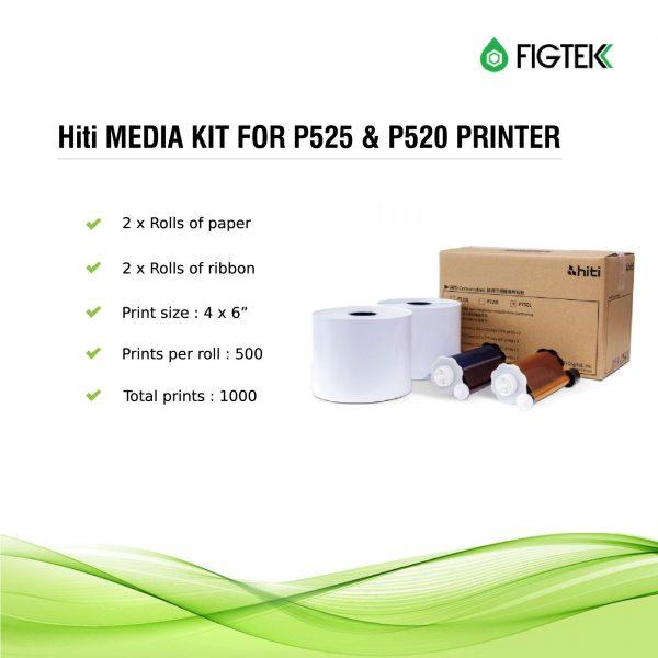 Hiti 520l and 525l Media Kit