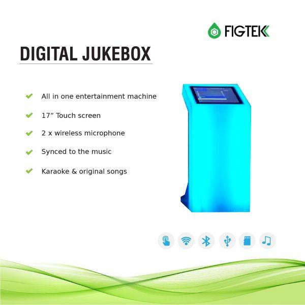 Jukebox/Karaoke Machine