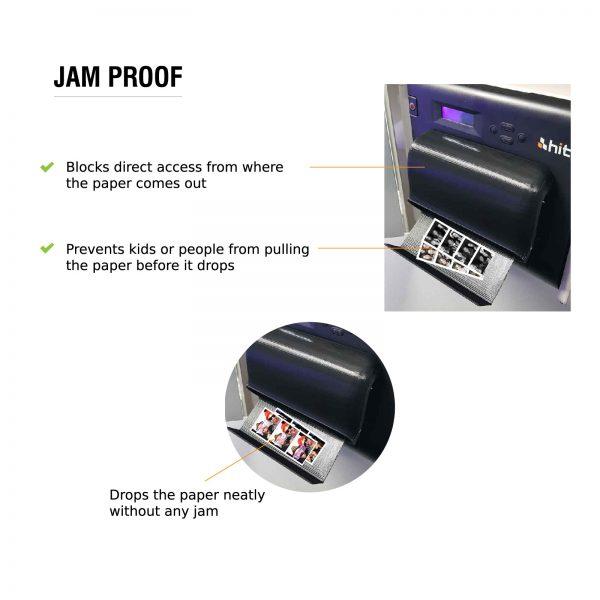 Hiti 525l & 520l Printer - Paper Catcher Tray Holder