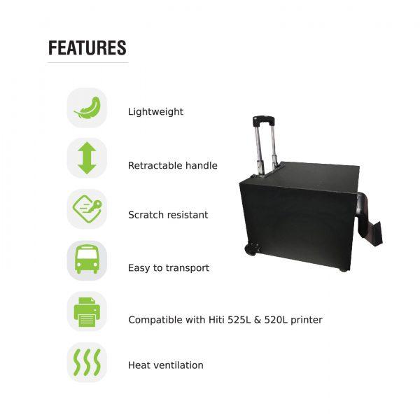 Printer Case - Hiti 525l & 520l